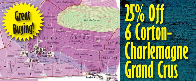 Corton-Charlemagne 25% Header