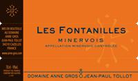 Gros Tollot Fontanilles Label