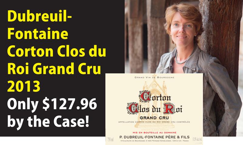 Dubreuil-Fontaine 2013 Roi $127 haeder