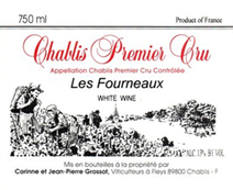 Grossot Fourneaux Label
