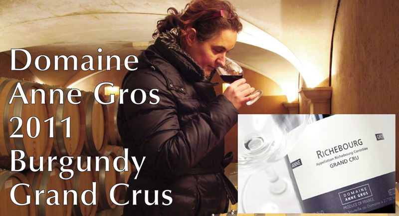 Anne Gros 2011 Grand Cru Header