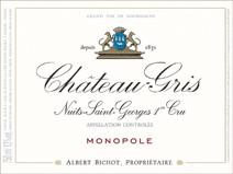 Gris Monopole Label
