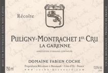Coche Puligny Garenne Label