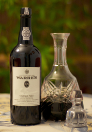 Warre Port Decanter