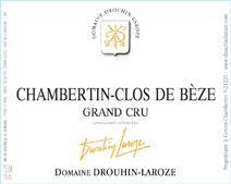 Drouhin-Laroze Beze Label