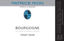 Rion Bourgogne Label
