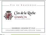 Ligner Clos de la Roche Label