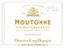 Long-Depaquit Moutonne Label