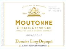 Long-Depaquit Moutonne Label