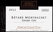 Morey-Coffinet 2012 Batard Label