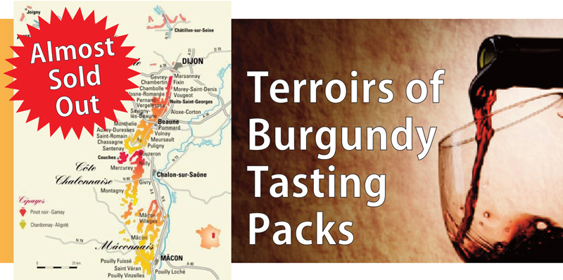 Terroirs Packs Sold Out