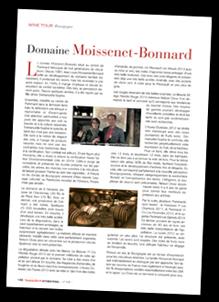 Moissenet-Bonnard Sommeliers Cover
