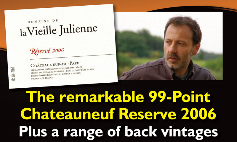 Vieille Julienne Reserve Header