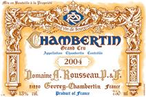 Rousseau Chambertin 2004