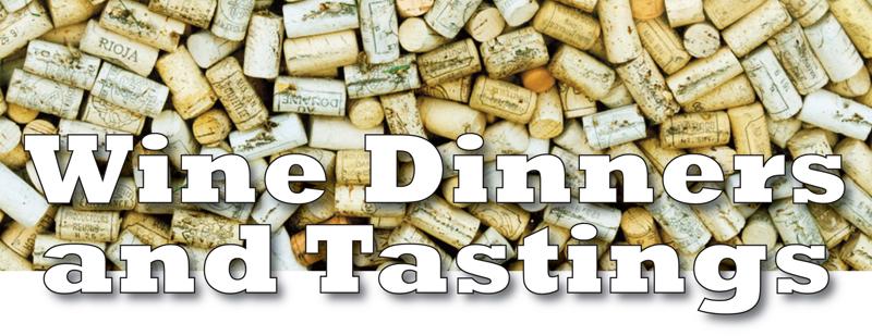 Wine Dinners Header