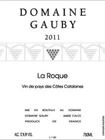Gauby Roque Blanc