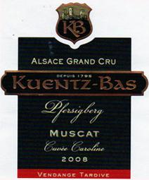 Kuentz-Bas Muscat VT