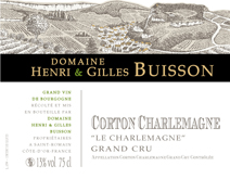 Buison Corton-Charlemagne