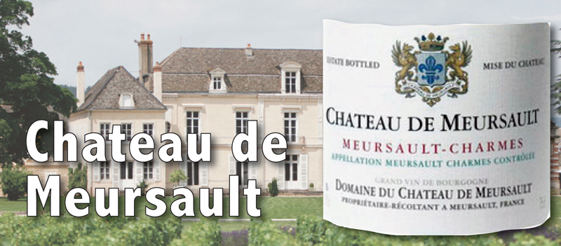 Chateau de Meursault Header