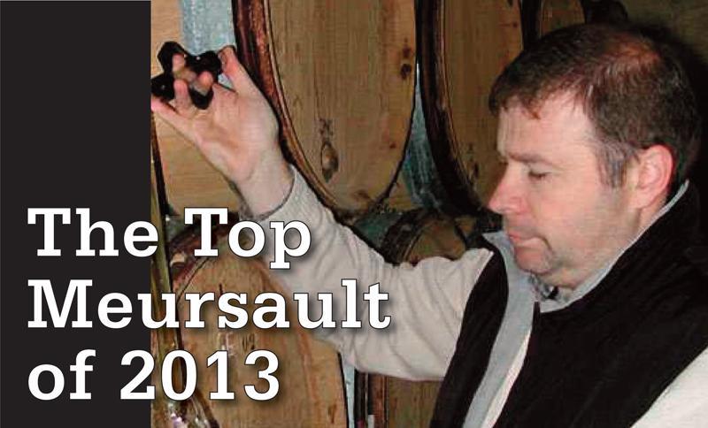 Latour-Giraud 2013 Meursault Top Header
