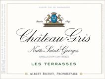 Gris Terrasses Label