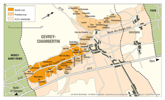 Gevrey Map Small