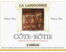 Guigal Landonne Label