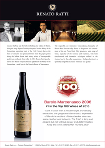 Ratti Wine Enthusiast 2006