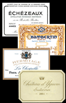 Iconic Wines 2 Labels