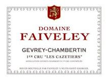 Faiveley Cazetiers Label