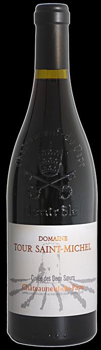 Tour Saint Michel Deux Soeurs Bottle