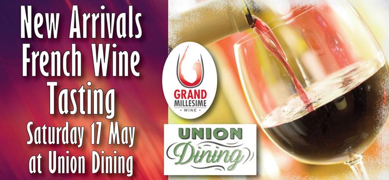 Union Dining Tasting