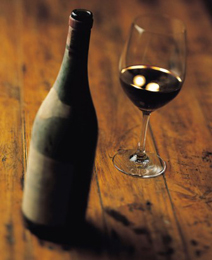 Old Wine Bottle