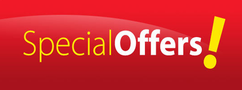 Special Offers Header