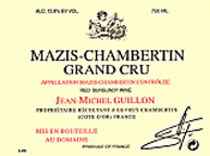 Guillon Mazis Label