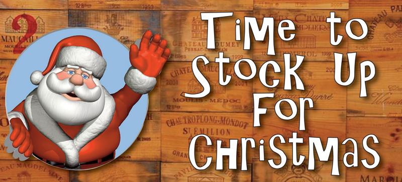 Christmas Stock Up