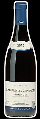 Pillot Pommard Charmots Bottle 2010