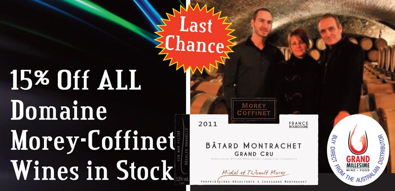 Morey-Coffinet 15% Last Chance