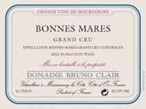 Clair Bonnes-Mares label
