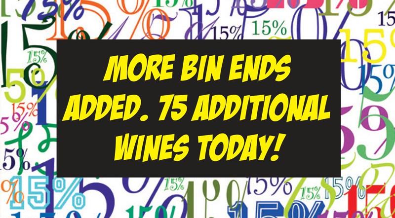 More Bin Ends Header