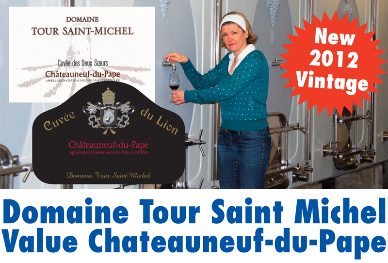 Tour St-Michel 2012 Header