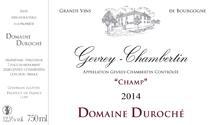 Duroche Champ Label