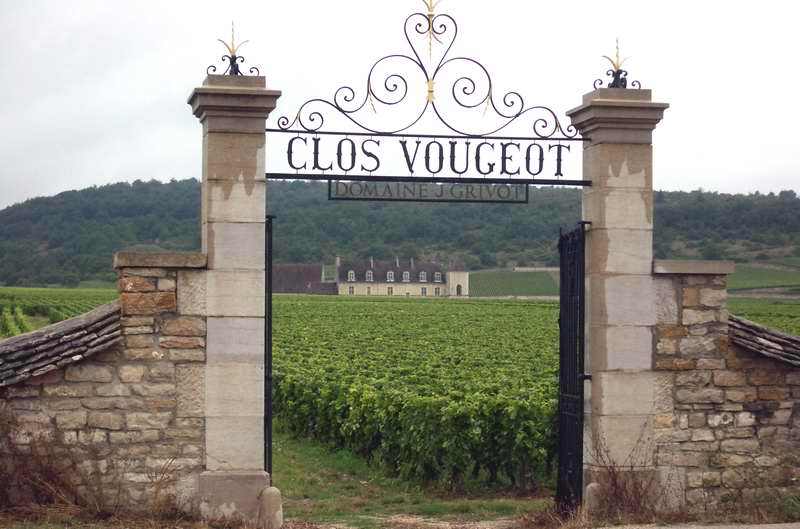 Clos Vougeot Gate