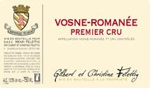 Felettig Vosne 1er label