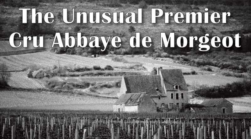 Berthelemot Abbaye Morgeot Header