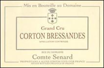 Senard Bressandes Label old