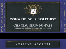 Solitude Secrete Label