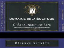Solitude Secrete Label