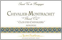 Chartron Chevalier Label