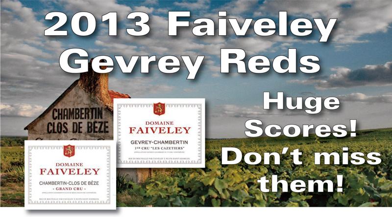 Faiveley 2013 Gevrey Header